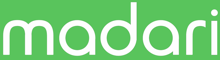 madari_text_logo